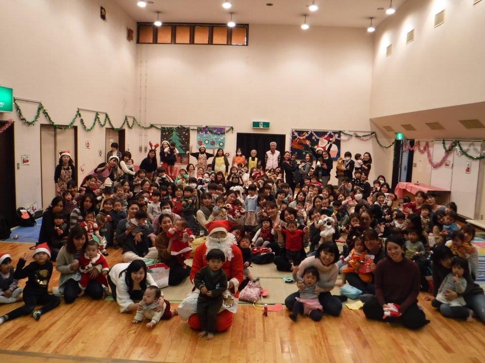 【けやきっ子】 Merry Christmas!