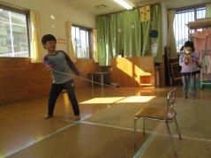 《わかば》紐コマの技には様々な能力を発揮!